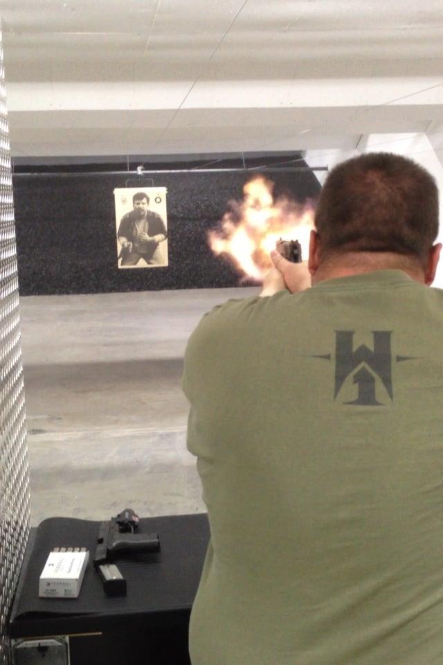 RISR Shooting