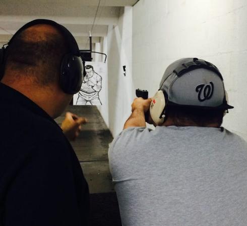 Services | Riverside Indoor Shooting Range